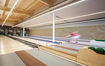 Bowling alley - Salvenaland