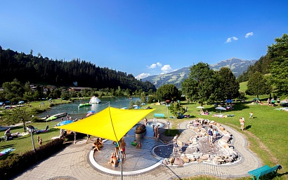 Salvenaland - swimming - leisure park - Hopfgarten